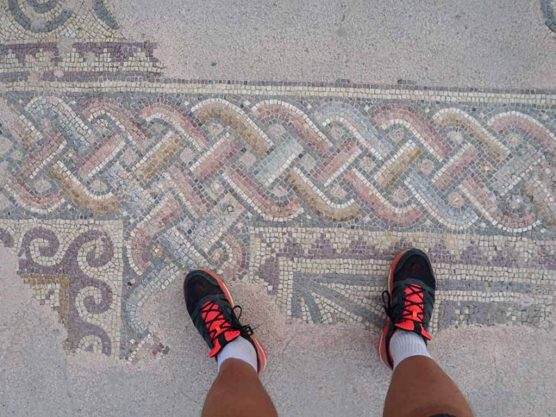 100km Cyprus trails: Traily v okolí Paphos