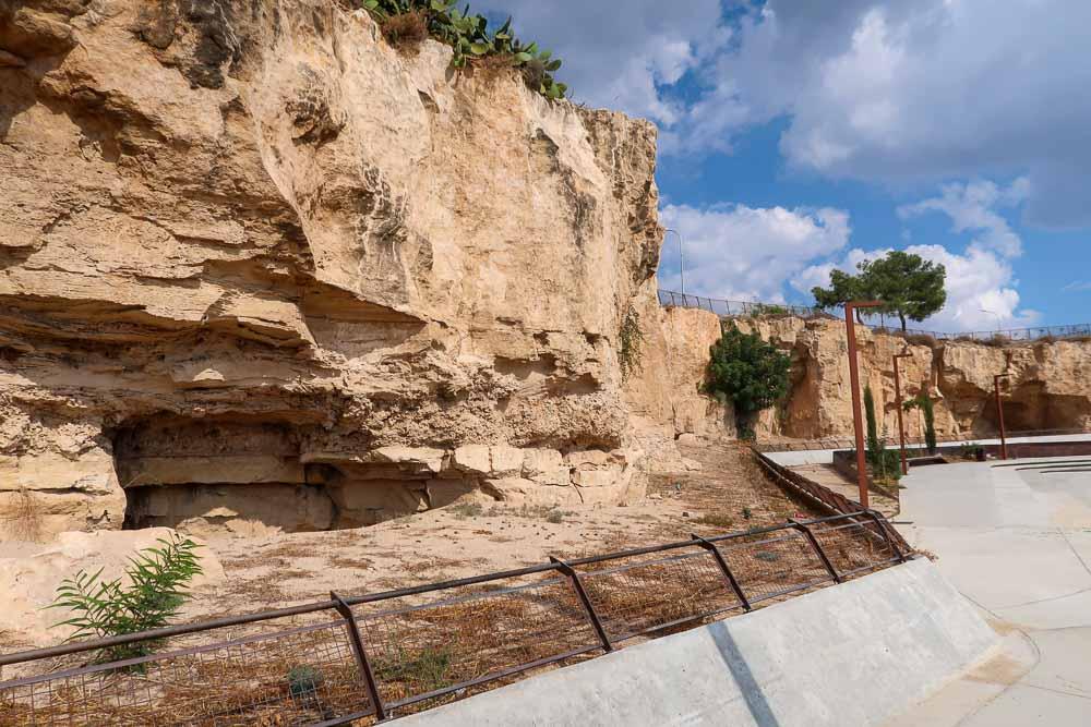 Mouttalos Cliffs