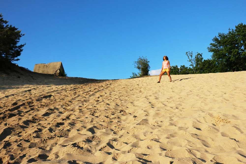 Šránecké piesky potulky po Záhorskej Sahare