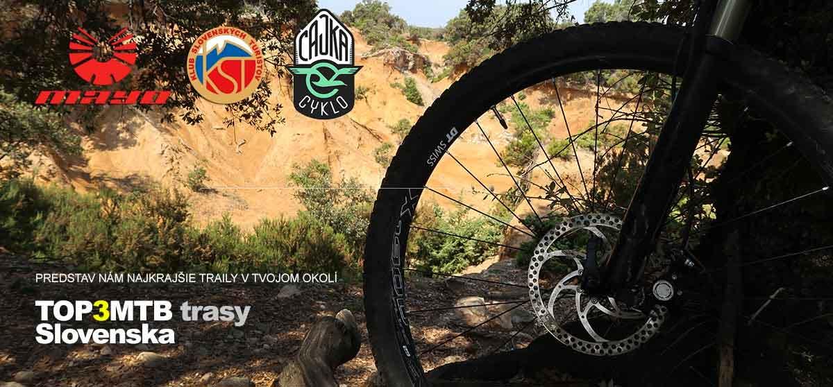 TOP3MTB cyklotrasy