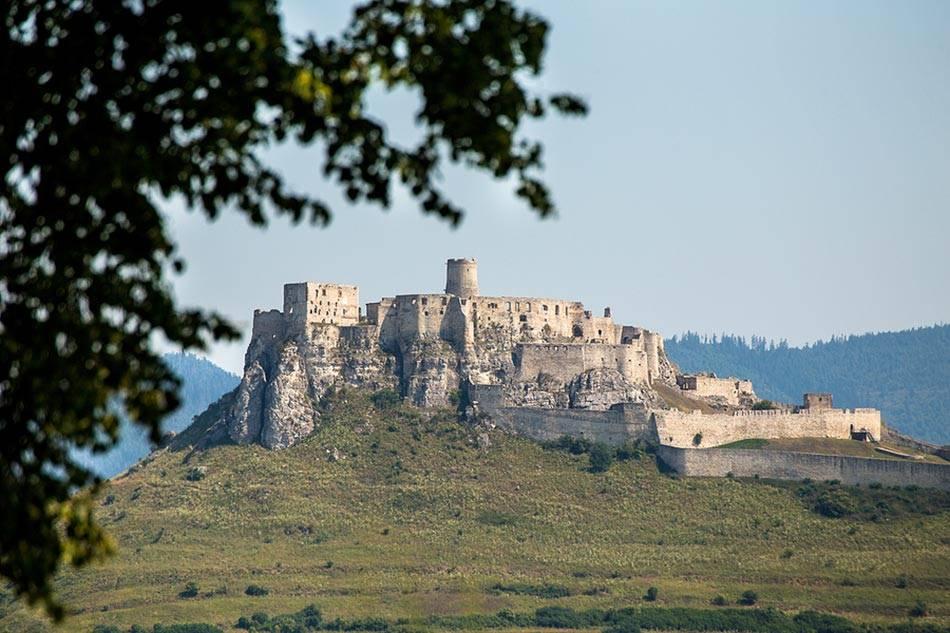 Spišský hrad dominanta Spiša