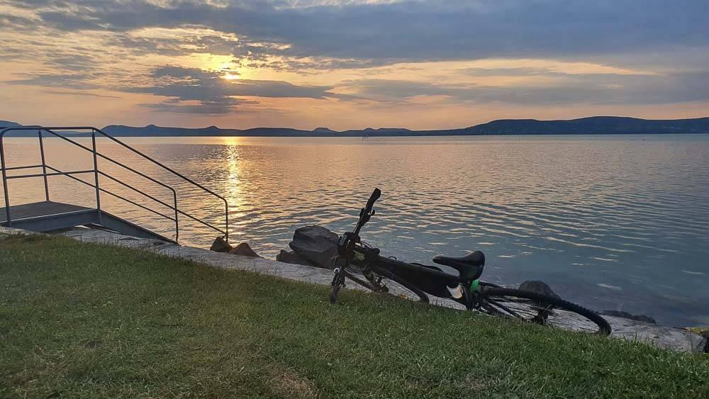 Chorvátsko na bicykli: Prechod Maďarskom