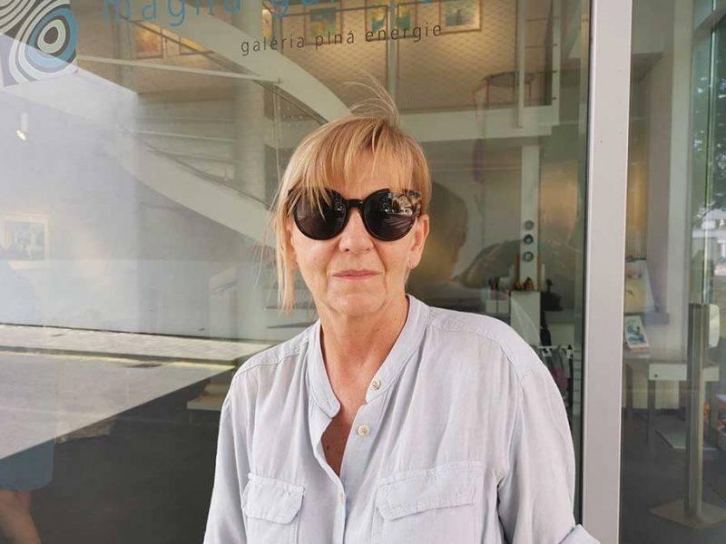 Budúcnosť je lokálna, rozhovor s Dagmar Ondkovou na tému lokálne myslenie
