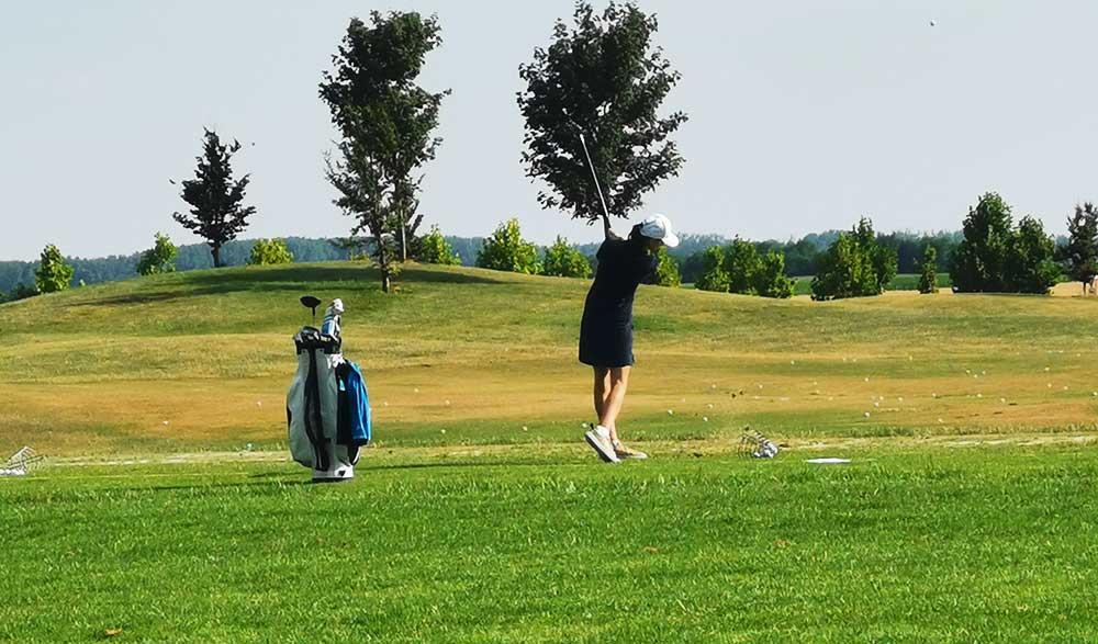 golf Hrubá Borša