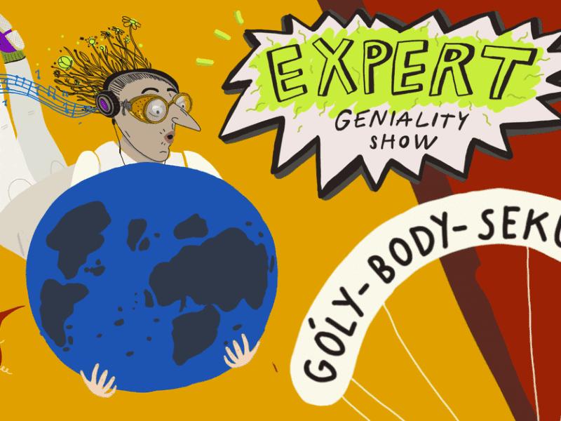 EXPERT Góly Body Sekundy