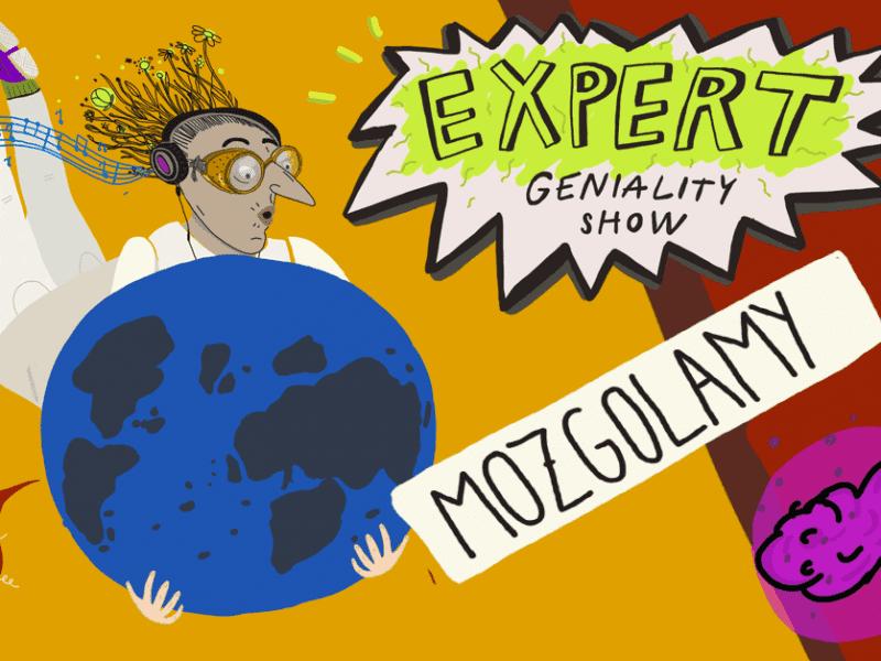 EXPERT Mozgolamy