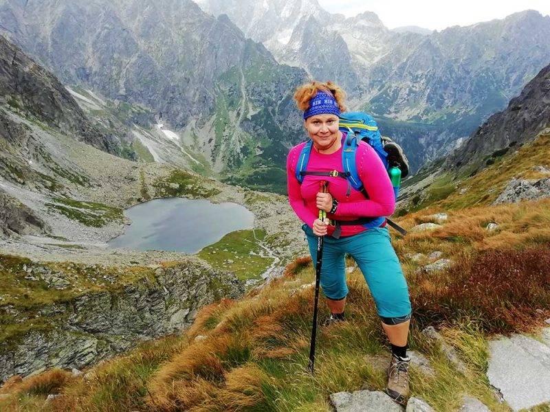 Vyznanie horám: Ivana Viskupová