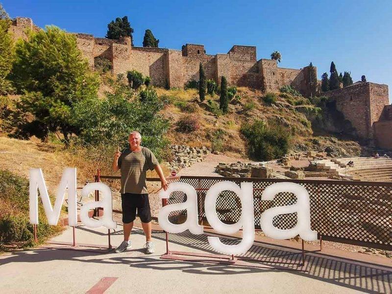 Týždenný nomádsky experiment v Andalúzskej Malage