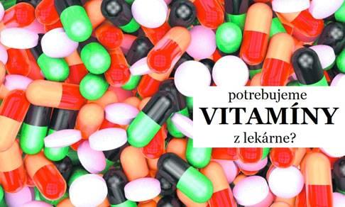 Všetky vitamíny od A až po K. Ktoré potrebujeme a ktoré nám škodia